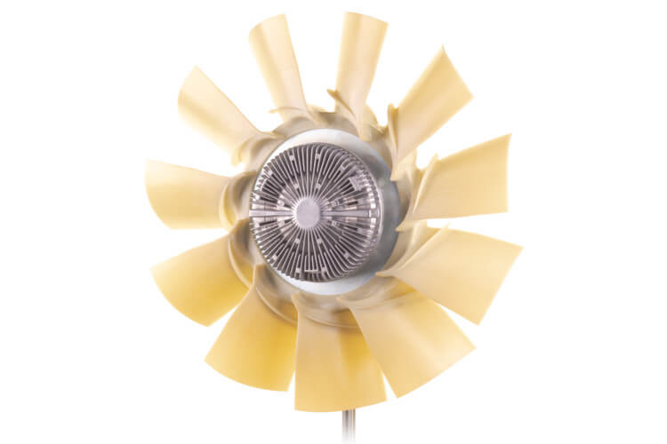 21990514 Volvo Fan Assembly